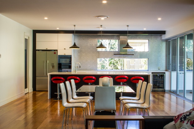 Kitchen, Dining area|Island Bench